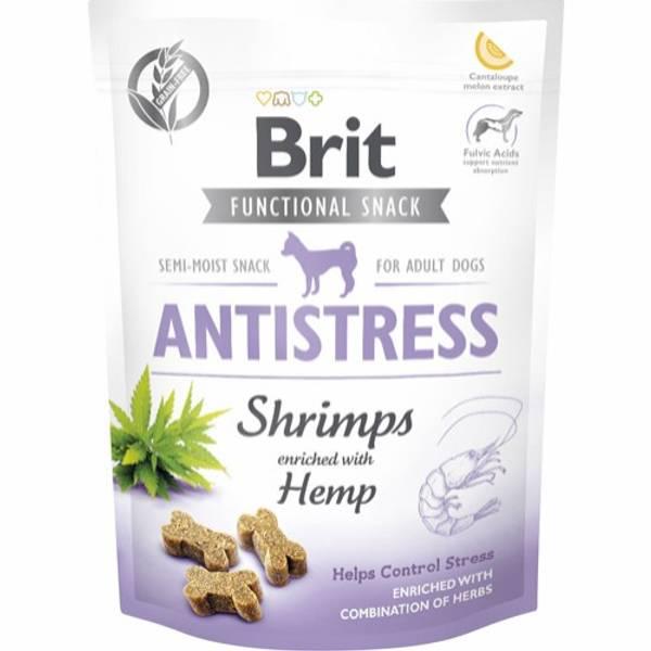 Bilde av Brit Care Functional Snack antistress shrimps